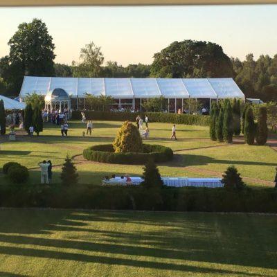 sausti garden event tent